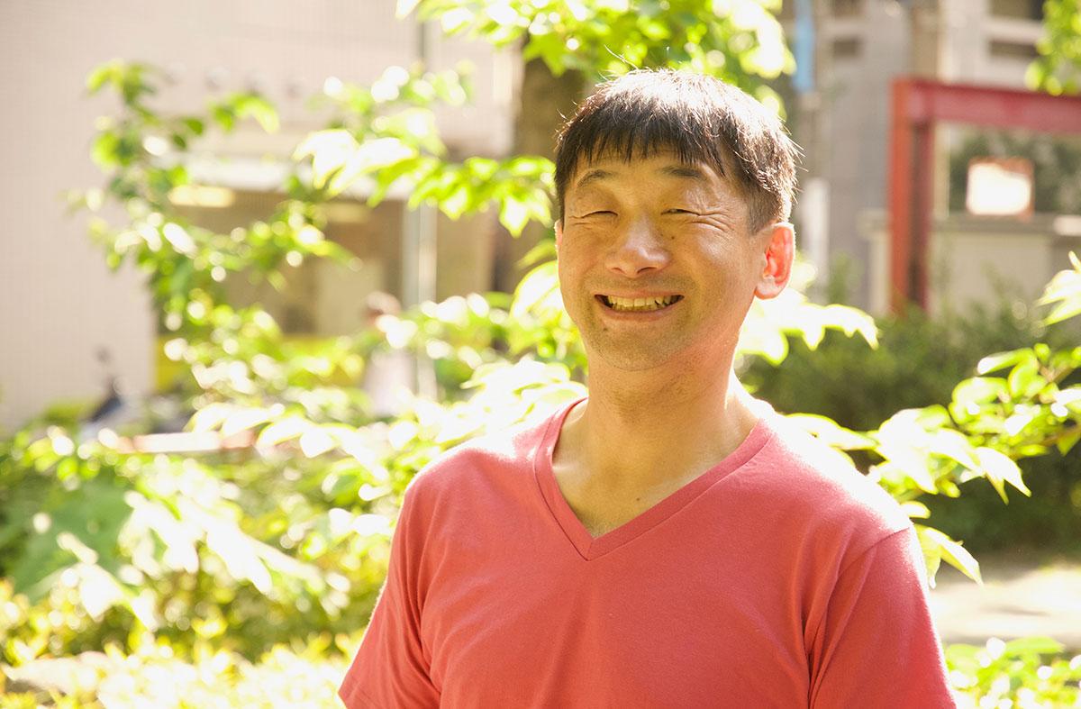 新宿御苑前のマッサージサロンRapport(ラポール) 代表・セラピスト 杉本政昭